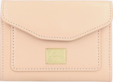 Herschel Wallet in Orange