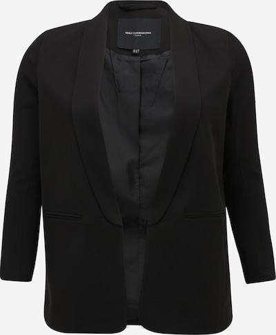 ONLY Carmakoma Blazer 'ELLA' in schwarz, Produktansicht