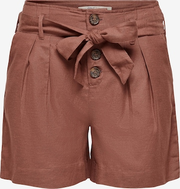 ONLY Shorts 'Viva' in Rot