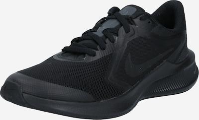 NIKE Спортни обувки 'Downshifter 10' в черно, Преглед на продукта