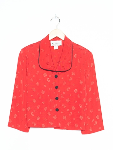 S.L. Fashion Blazer in S-M in Red