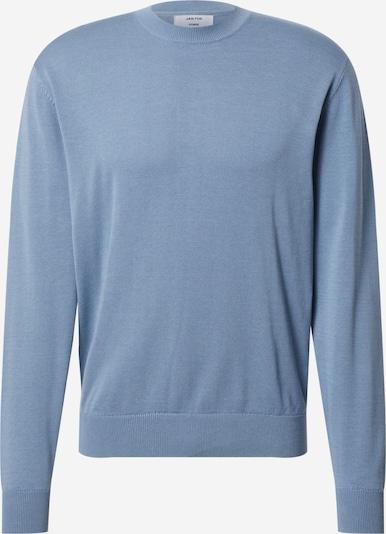 DAN FOX APPAREL Пуловер 'Gregor' в синьо, Преглед на продукта