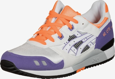 ASICS SportStyle Sneaker in lila / orange / weiß, Produktansicht