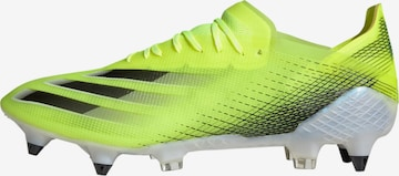 ADIDAS PERFORMANCE Soccer Cleats 'X Ghosted.1 SG' in Yellow