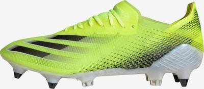 ADIDAS PERFORMANCE Voetbalschoen 'X Ghosted.1 SG' in de kleur Neongeel / Grijs / Zwart, Productweergave