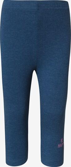STACCATO Leggings für Mädchen in dunkelblau / pink, Produktansicht