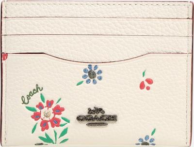 COACH Etui | modra / zelena / roza / naravno bela barva, Prikaz izdelka