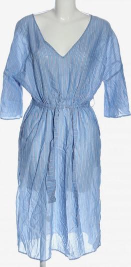 basic apparel Kurzarmkleid in M in blau, Produktansicht