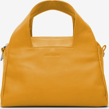 Gretchen Handbag 'Ruby Tote Three' in Yellow