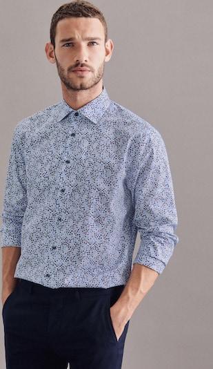 SEIDENSTICKER Chemise business ' Regular ' en bleu, Vue avec produit