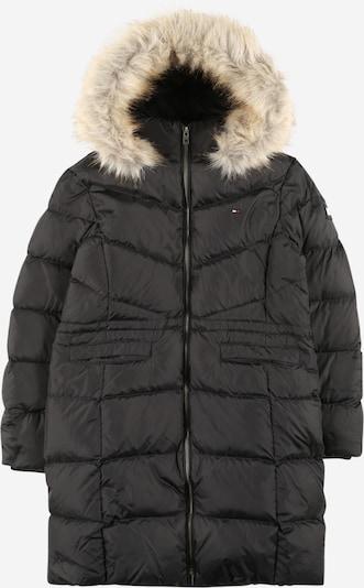 TOMMY HILFIGER Kabát 'Alana' - námornícka modrá / červená / čierna / biela, Produkt