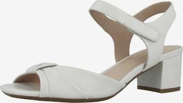 GERRY WEBER Sandaletten in Weiß