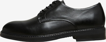 SELECTED HOMME Lace-up shoe 'Blake' in Black