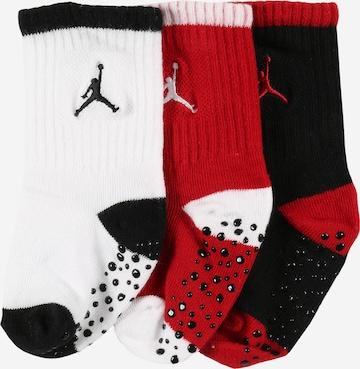 Jordan Socks in White