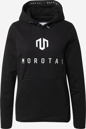 MOROTAI Sportiska tipa džemperis 'Neo' melns, Preces skats