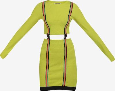 myMo ATHLSR Robe de sport en pomme / vert fluo / orange / rose / noir, Vue avec produit