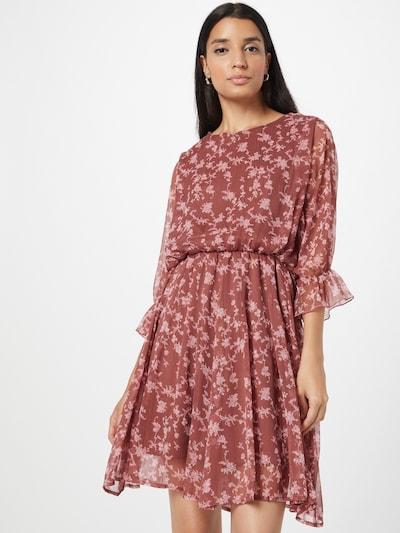 VERO MODA Kleid 'JACKIE' in rosa / rosé, Modelansicht