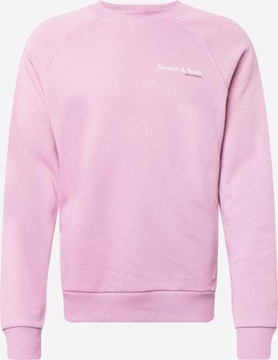 SCOTCH & SODA Sweatshirt in hellpink, Produktansicht