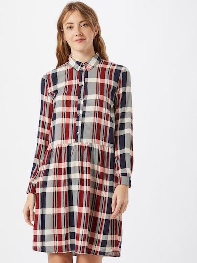 ESPRIT Kleid 'Fluent' in mischfarben, Modelansicht