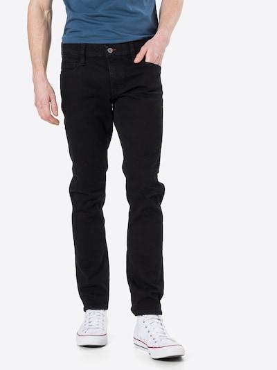 Džinsai 'Oregon' iš MUSTANG , spalva - juodo džinso spalva, Modelio vaizdas