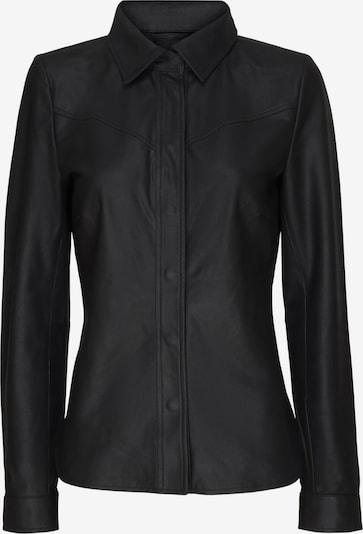 BTFCPH Blouse 'Stephanie' in de kleur Zwart, Productweergave
