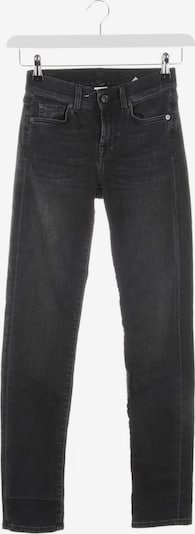 7 for all mankind Jeans in 24 in schwarz, Produktansicht