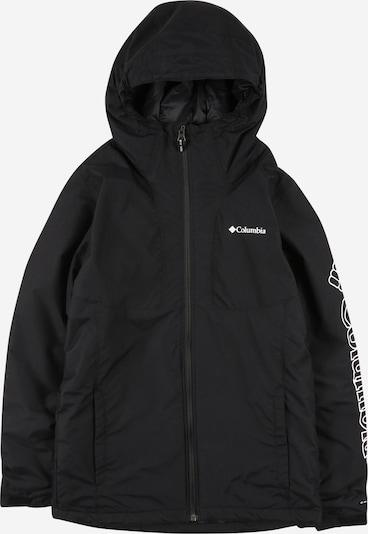 COLUMBIA Sport-Jacke 'Timber Turner™ ' in schwarz / weiß, Produktansicht