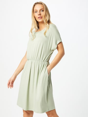 PIECES Dress 'PETRINE' in Green
