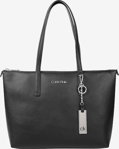 """Calvin Klein """"Shopper"""" tipa soma, krāsa - melns, Preces skats"""