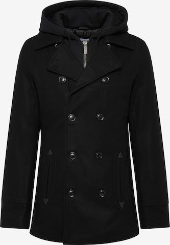 MO Between-Season Jacket in Black