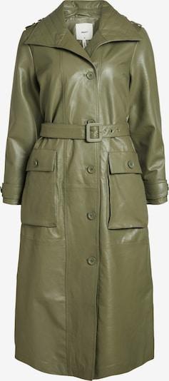 OBJECT Mantel 'Abbie' in grün, Produktansicht