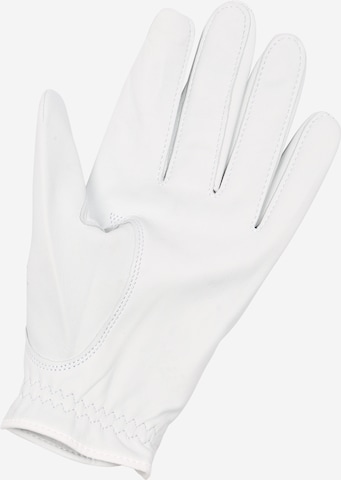 Gants de sport adidas Golf en blanc