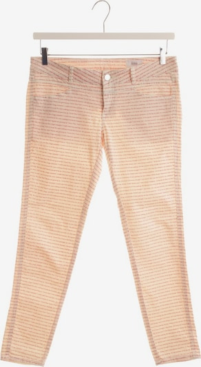 Closed Jeans in 28 in creme / rot, Produktansicht