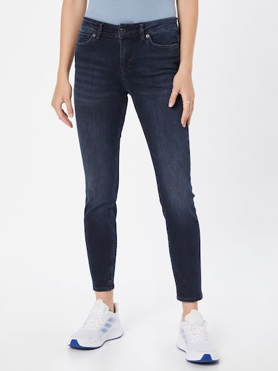 DRYKORN Jeans 'NEED' in dunkelblau, Modelansicht