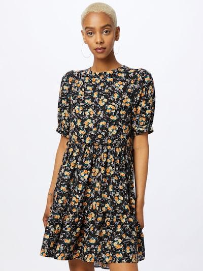 Trendyol Košilové šaty - mix barev / černá, Model/ka