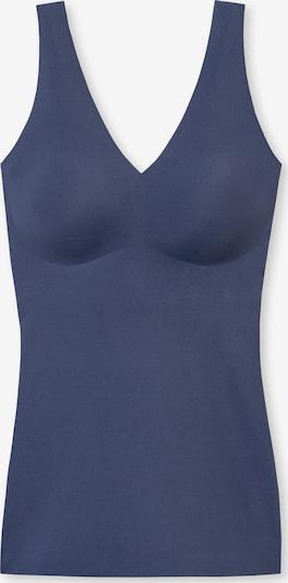 SCHIESSER Top ' Invisible Soft ' in de kleur Blauw, Productweergave
