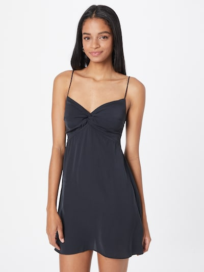 Abercrombie & Fitch Kleid in schwarz, Modelansicht