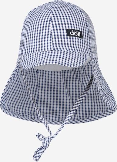 DÖLL Hut in marine / weiß, Produktansicht