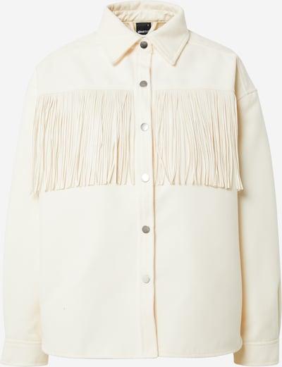 Gina Tricot Chaqueta de entretiempo 'Fanny' en blanco lana, Vista del producto