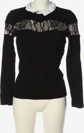 Morgan Strickpullover in L in schwarz / weiß, Produktansicht