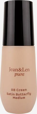 Jean & Len BB Cream 'Satin-Butterfly' in Beige