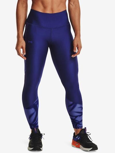UNDER ARMOUR Sportovní kalhoty - modrá / indigo, Model/ka