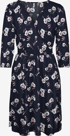 ONLY Košilové šaty - noční modrá / světle růžová / bílá, Produkt