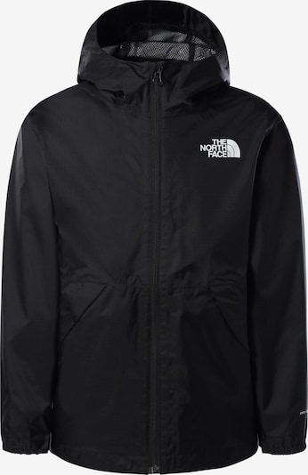THE NORTH FACE Funktionsjacke 'Zipline Rain' in schwarz, Produktansicht