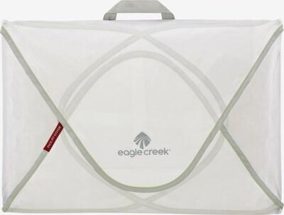 EAGLE CREEK Kleidersack 'Pack-It' in grau / blutrot / weiß, Produktansicht