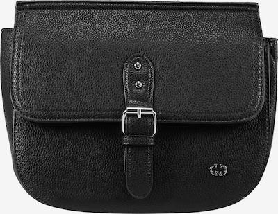 GERRY WEBER Schultertasche 'La Paloma' in schwarz, Produktansicht