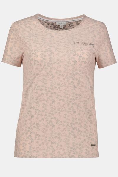 Gina Laura T-Shirt in beige, Produktansicht