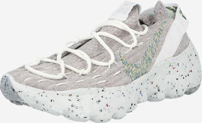 Sneaker low 'Space Hippie 04' Nike Sportswear pe gri amestecat / alb, Vizualizare produs