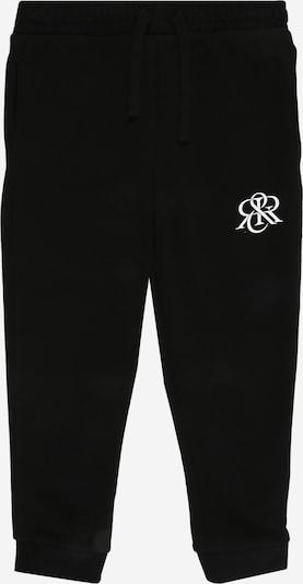 River Island Broek 'MULTIBUY' in de kleur Zwart / Wit, Productweergave