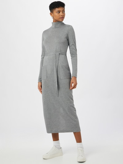 ARMEDANGELS Kleid 'Talinaa' in graumeliert, Modelansicht